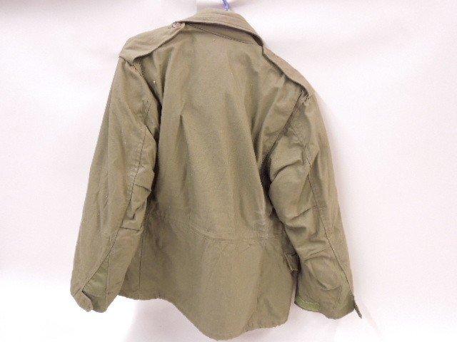 US Army Field Coat w/Liner & Hood - 5