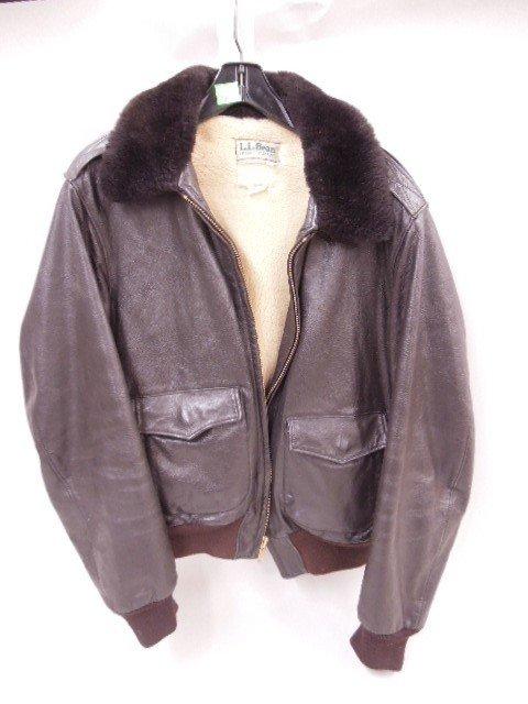 L.L. Bean Synthetic Bomber Jacket