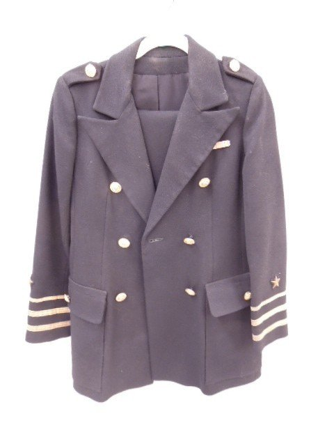 US Naval Commander Dress Uniform