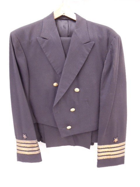 US Naval Short Jacket Dress Uniform