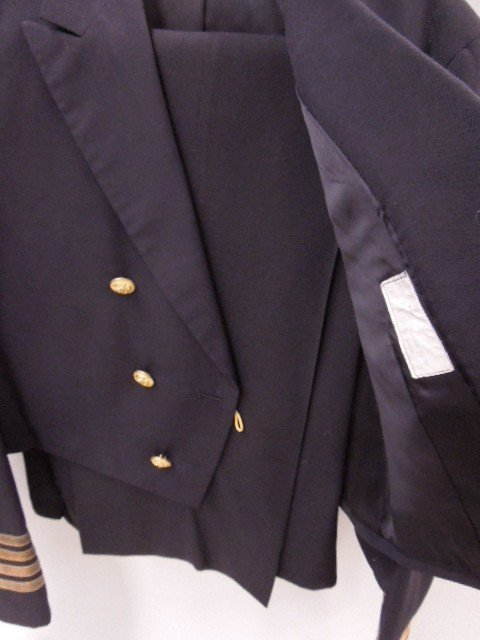 US Naval Short Jacket Dress Uniform - 4
