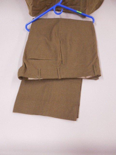 WW II U.S. Military Shirt & Pants - 3