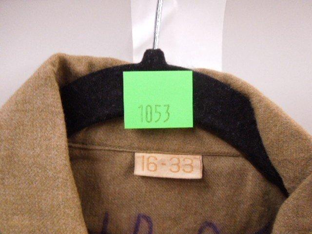 WW II U.S. Military Shirt & Pants - 4