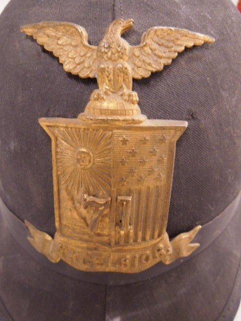 Union Army Excelsior Brigade Dress Helmet - 2