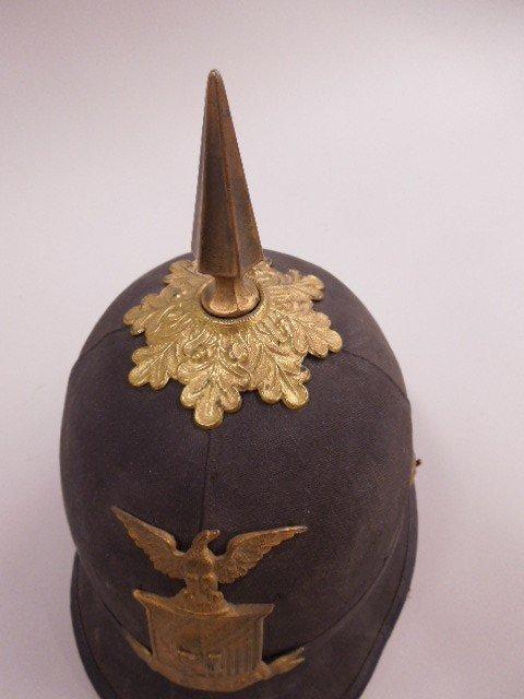 Union Army Excelsior Brigade Dress Helmet - 3