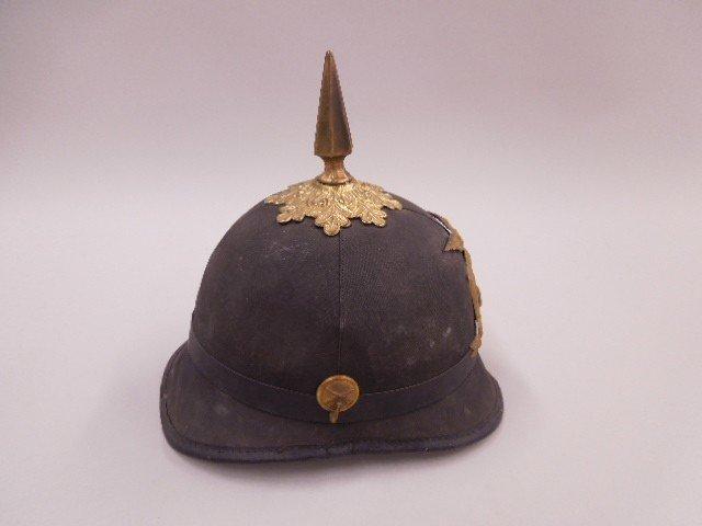 Union Army Excelsior Brigade Dress Helmet - 4
