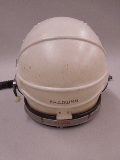 Russian Space Program Cosmonaught Helmet - 4