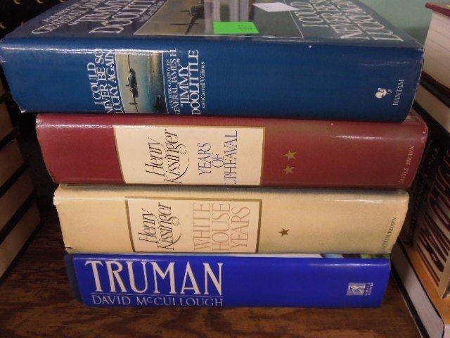 8 Vols. Political & Military - 3