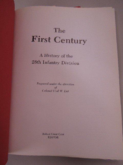 Lot Infantry Battalion Books - 3