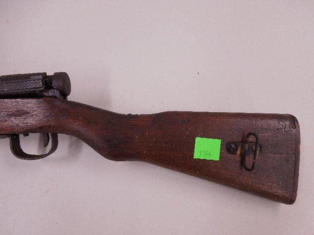 Japanese Arisaka Rifle - 2
