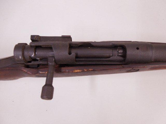 Japanese Arisaka Rifle - 6