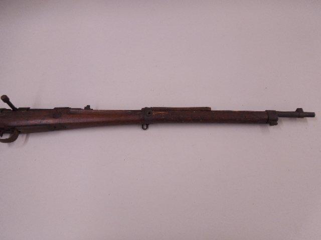 Japanese Arisaka Rifle - 8