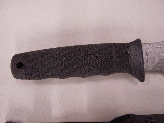 SOG Composition Handle Survival Knife - 3