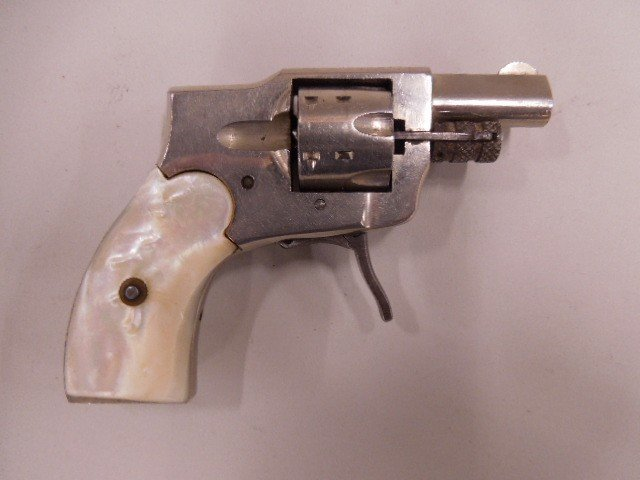 Baby Hammerless Model 1910 .22 Revolver - 2
