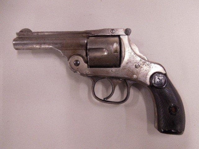 Harrington & Richardson .38 Cal Revolver - 2