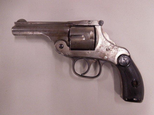 Harrington & Richardson .38 Cal Revolver - 3
