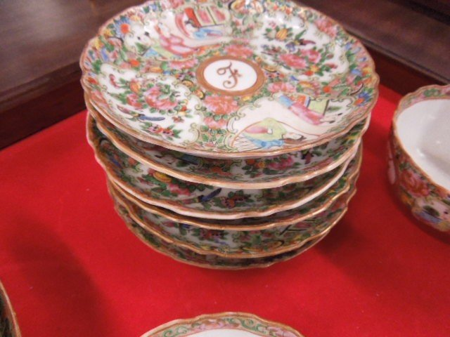 General Fremont's Family China - 3