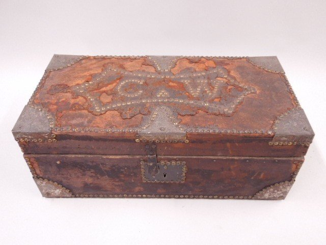 Trunk Owned by Cadmus Marcelus Wilcox