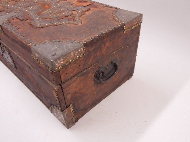Trunk Owned by Cadmus Marcelus Wilcox - 3