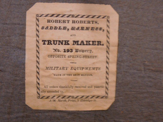 Trunk Owned by Cadmus Marcelus Wilcox - 6