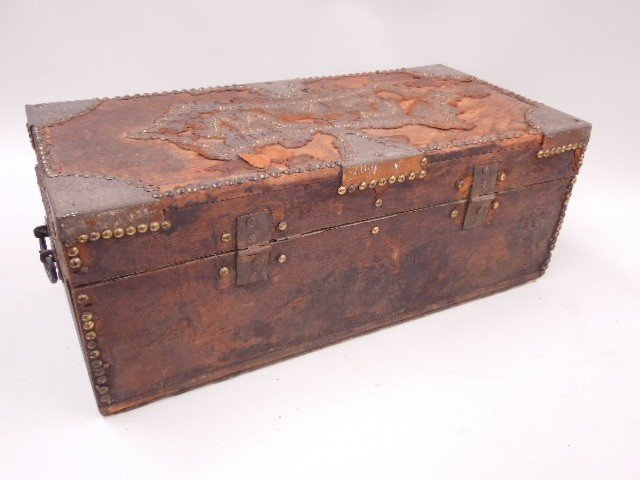 Trunk Owned by Cadmus Marcelus Wilcox - 8