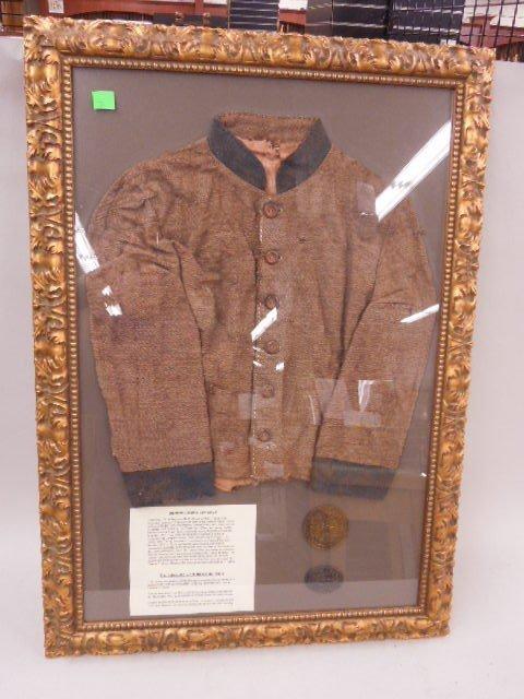 Civil War N.C. Regiment Jacket