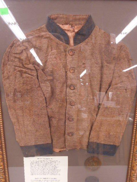 Civil War N.C. Regiment Jacket - 2