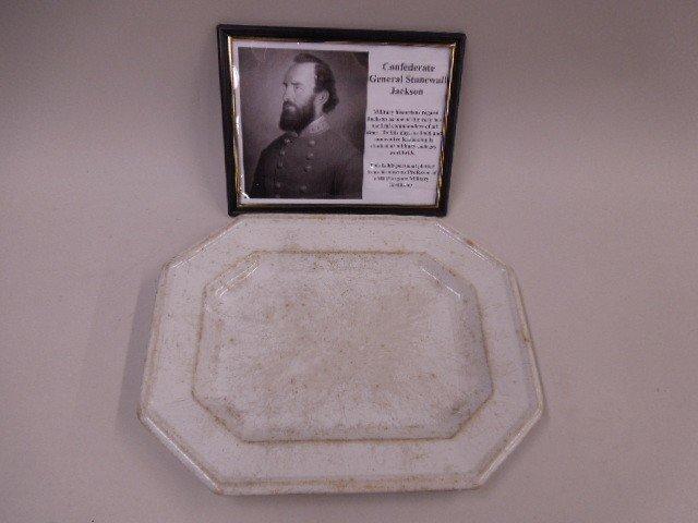 General Stonewall Jackson's Meat Platter