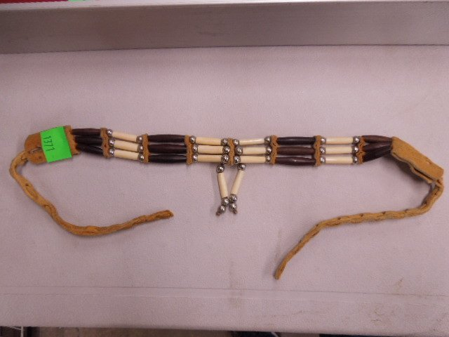 Native American Indian Choker Necklace