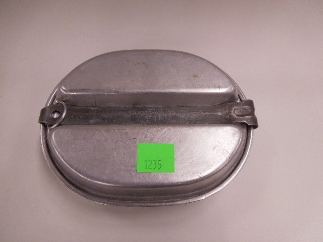 WW II Army Field Mess Kit - 2