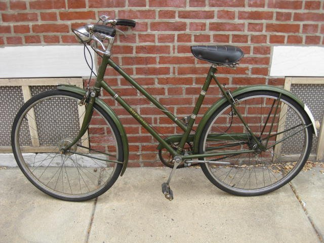 1969 Raleigh Superbe ladies frame bicycle - 2