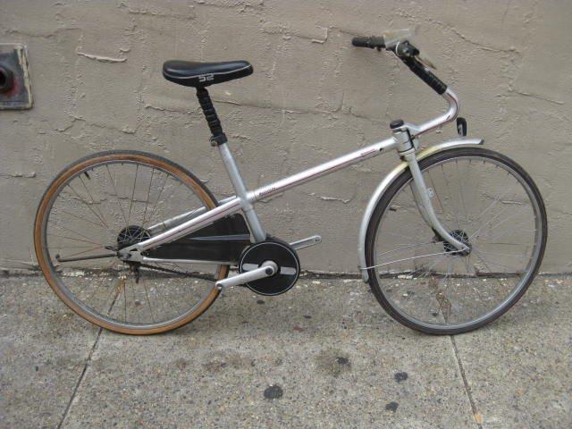 1985 Bridgestone Blouson bicycle