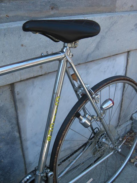 1970's Gitane Traveler bicycle New Old Stock - 4