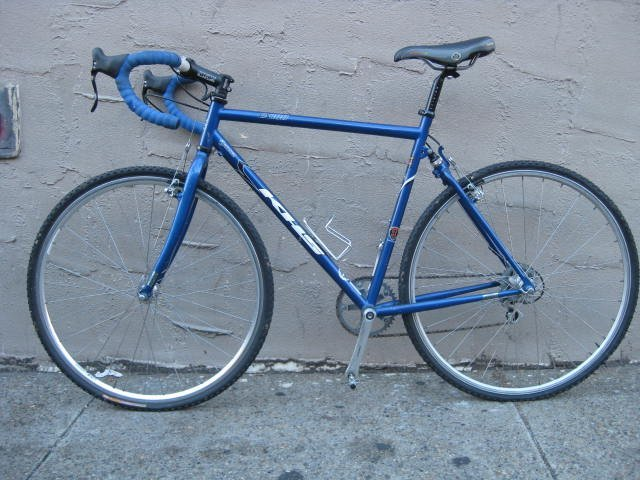 KHS CX-100 Cyclocross bicycle - 2
