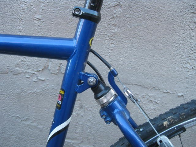 KHS CX-100 Cyclocross bicycle - 3