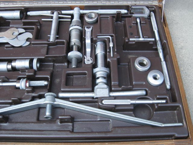 Incomplete Campagnolo tool kit - 3