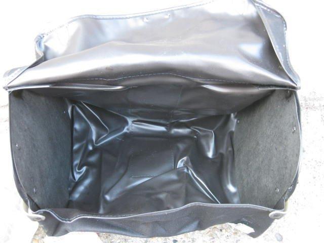 Large Schwinn Approved Canvas saddle bag - 3