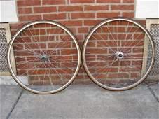 1970's Phil wood 700C road wheel set