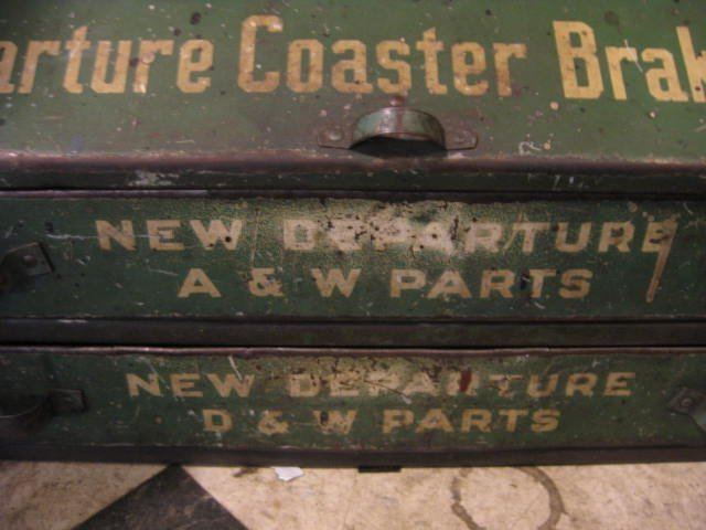 New Departure parts cabinet - 2