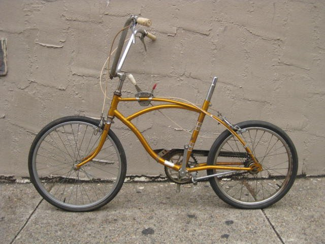 Mid to late 1960's Raleigh Rodeo muscle bike - 2