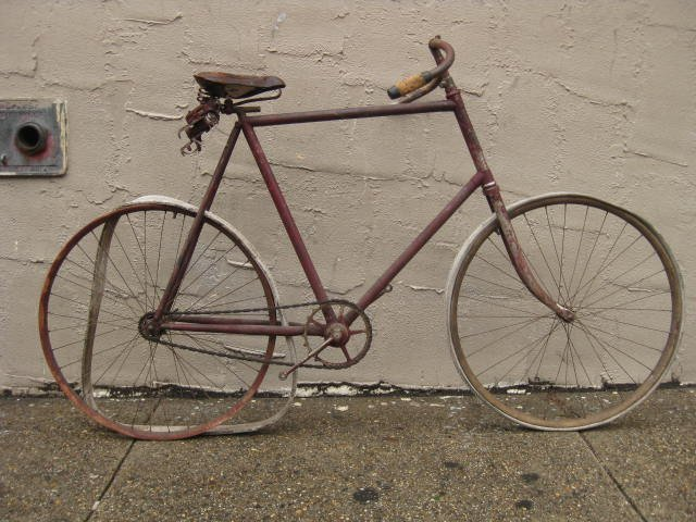 Late 1890's Hartford bicycle