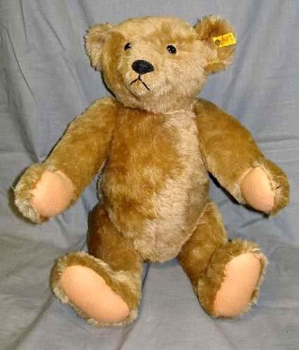 1003: Steiff Plush Teddy Bear