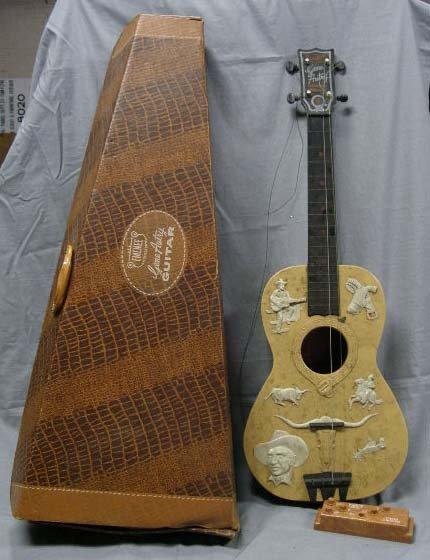 1006: Gene Autry Childs Guitar