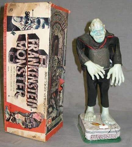 1015: Battery Operated Frankenstein Monster