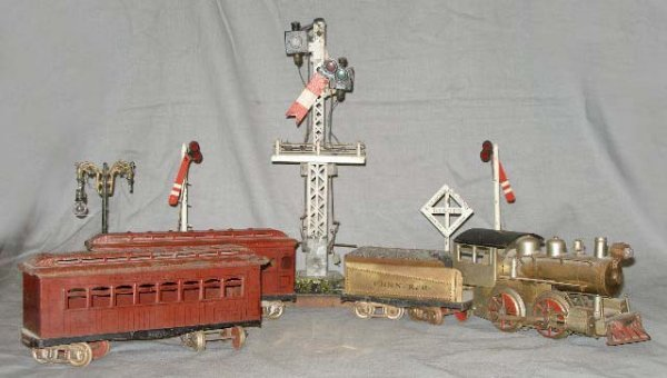 1019: Elektoy Train Set