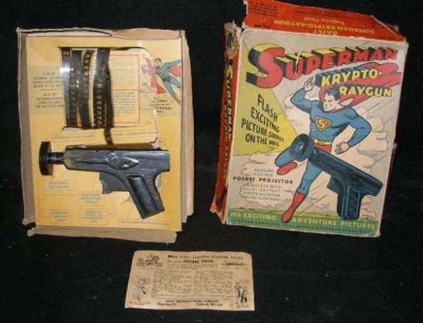 1110: Superman Krypto-Ray Pocket Projector