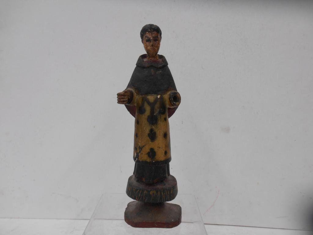 Philippines Saint Santo Figure