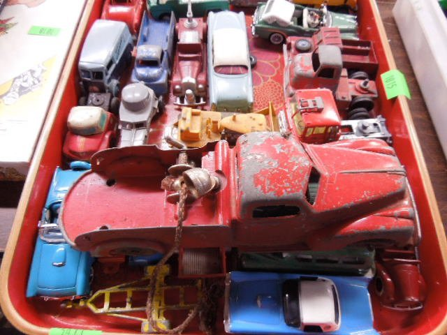 Assorted Metal Cars & Trucks - 2