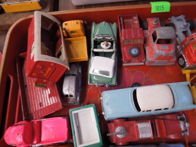 Assorted Metal Cars & Trucks - 3