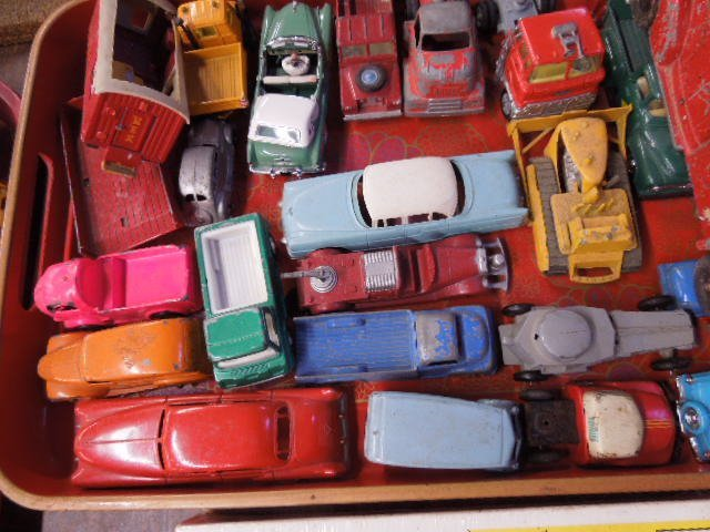Assorted Metal Cars & Trucks - 4
